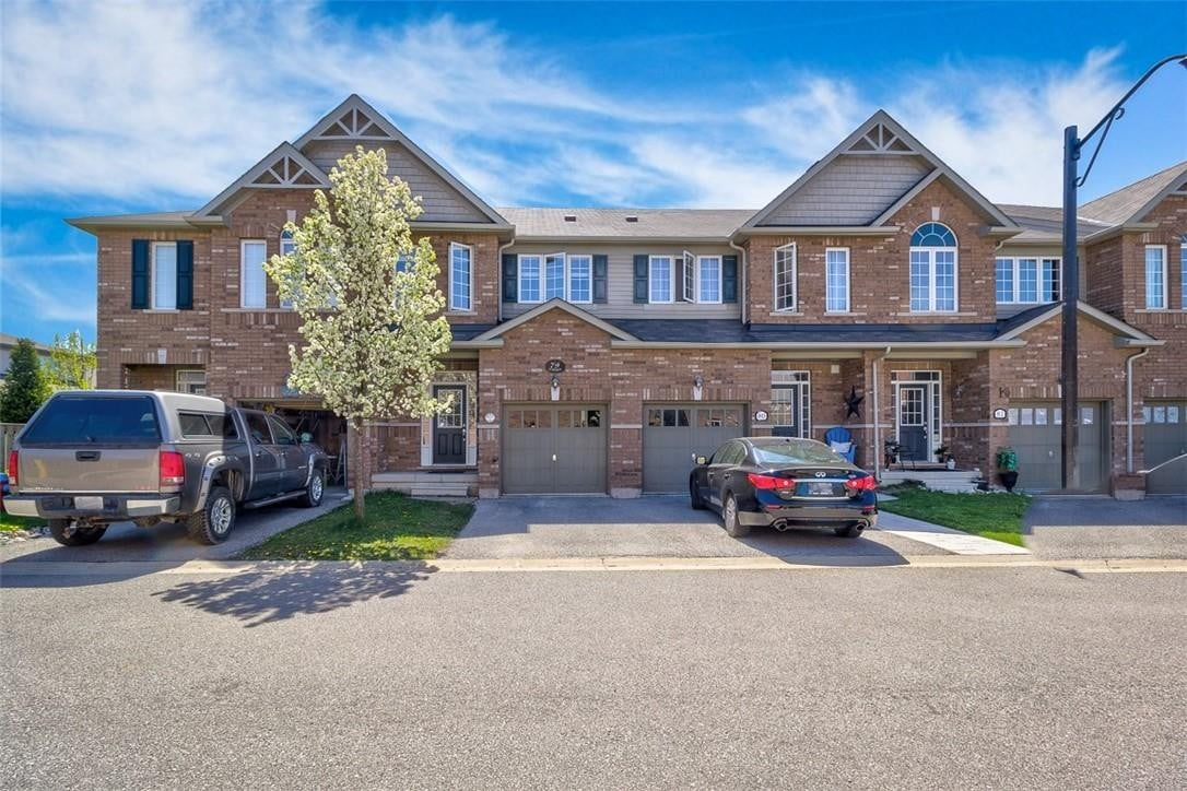Townhouse for sale at 651 Farmstead Dr Unit 79 Milton Ontario - MLS: H4078411