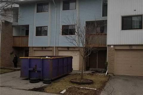 Condo for sale at 6540 Falconer Dr Unit #79 Mississauga Ontario - MLS: W4420076