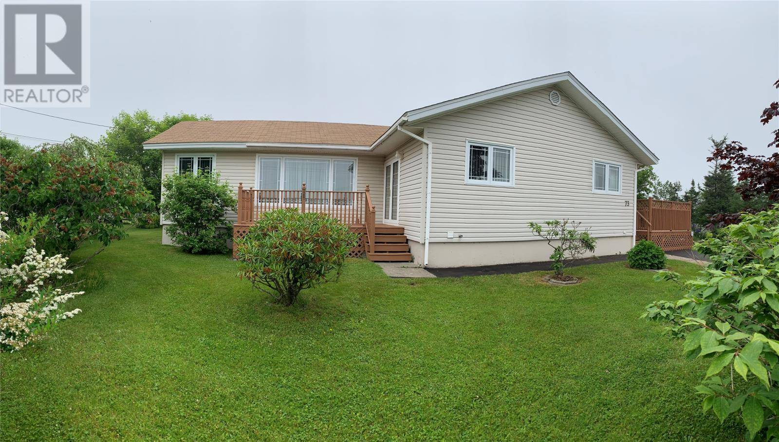 House for sale at 73 Hansen Hy Unit 79 Stephenville Newfoundland - MLS: 1200165