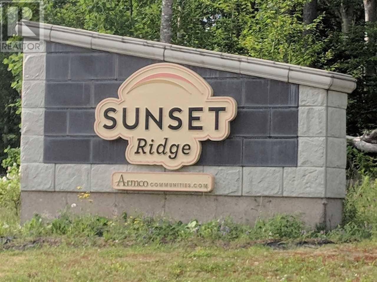 Residential property for sale at 80 Avebury Ct Unit 79 Sackville Nova Scotia - MLS: 202002957