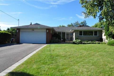 House for rent at 79 Alamosa Dr Toronto Ontario - MLS: C4509634