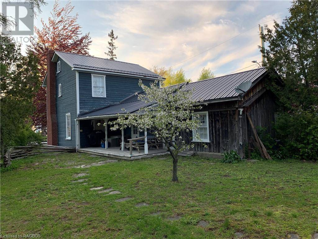 House for sale at 79 Albert St North Southampton Ontario - MLS: 204547