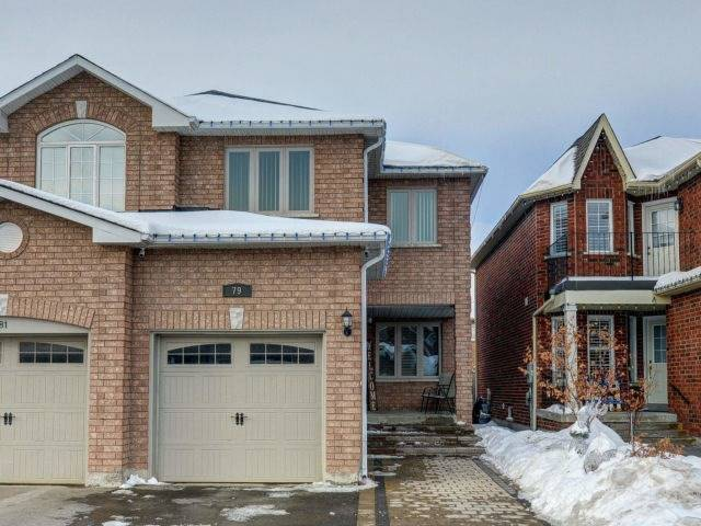 For Sale: 79 Archbury Circle, Caledon, ON   3 Bed, 3 Bath Townhouse for $700,000. See 20 photos!