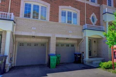 Townhouse for sale at 79 Aspen Hills Rd Brampton Ontario - MLS: W4857410