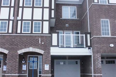 Townhouse for rent at 79 Bluegill Cres Whitby Ontario - MLS: E4692337