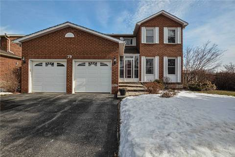 House for sale at 79 Burgby Ave Brampton Ontario - MLS: W4703403
