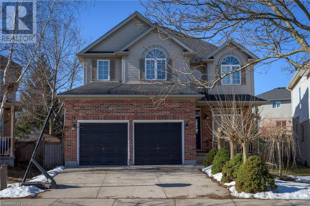 House for sale at 79 Cedarwood Cres London Ontario - MLS: 252709