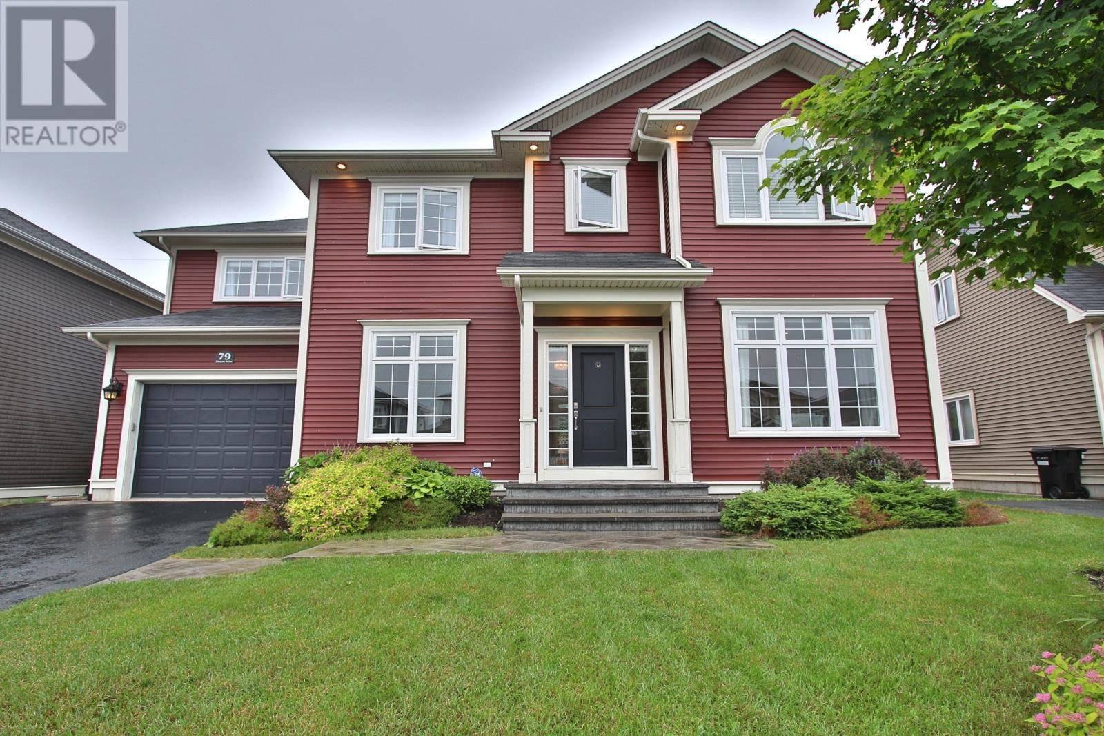 House for sale at 79 Cheyne Dr St. John's Newfoundland - MLS: 1200401