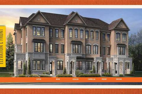 Townhouse for rent at 79 Cornell Centre Blvd Markham Ontario - MLS: N4599506