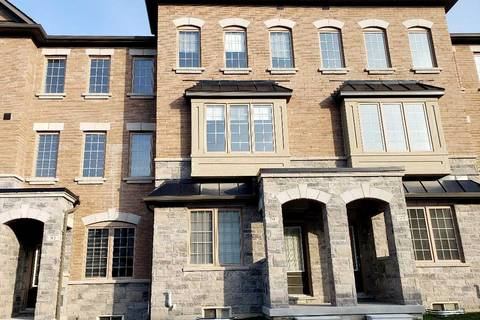 Townhouse for rent at 79 Cornell Centre Blvd Markham Ontario - MLS: N4697519