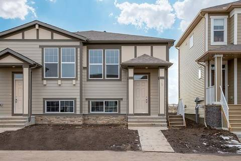 Townhouse for sale at 79 Cornerbrook Gt Northeast Calgary Alberta - MLS: C4273108