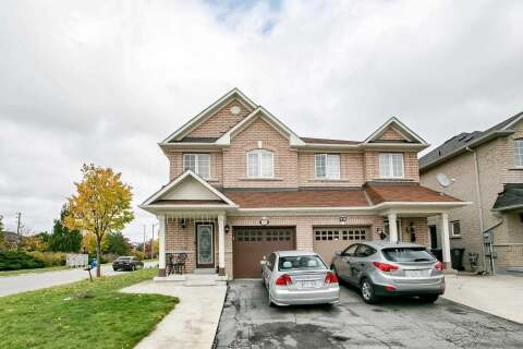 Townhouse for sale at 79 Crystalview Cres Brampton Ontario - MLS: W4964415
