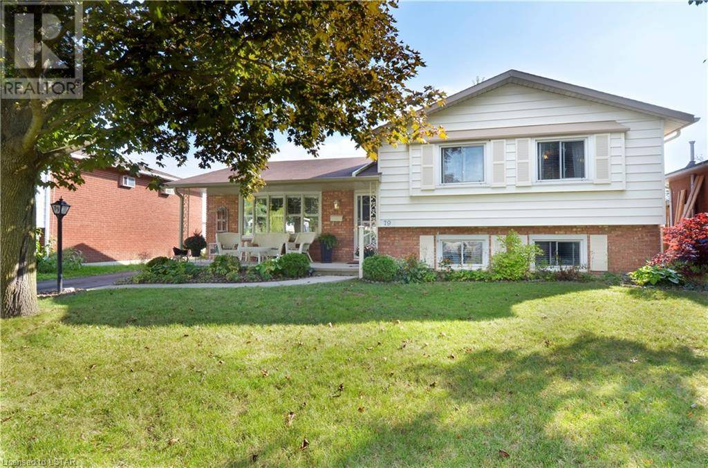 House for sale at 79 Downing Cres London Ontario - MLS: 219950
