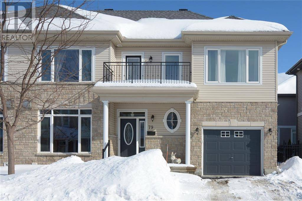 House for sale at 79 Emerald Pond Pt Ottawa Ontario - MLS: 1182626