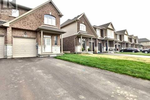 Townhouse for sale at 79 Fairgrounds Dr Hamilton Ontario - MLS: X4491416