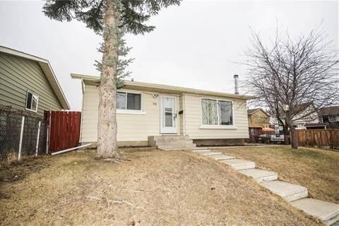 House for sale at 79 Falton Ri Northeast Calgary Alberta - MLS: C4263218