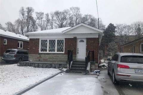 House for rent at 79 Gilroy Dr Toronto Ontario - MLS: E4688843