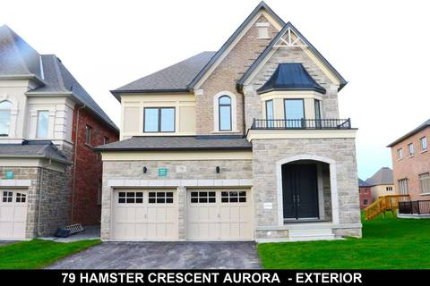 House for rent at 79 Hamster Cres Aurora Ontario - MLS: N4455225