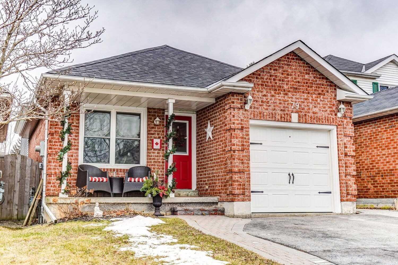 House for sale at 79 Hart Boulevard Clarington Ontario - MLS: E4332592