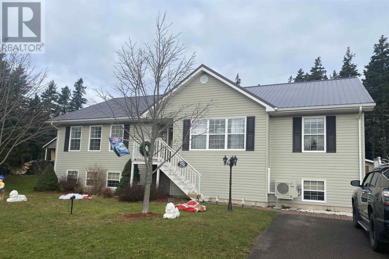 House for sale at 79 Hilltop Dr Port Hastings Nova Scotia - MLS: 202100636