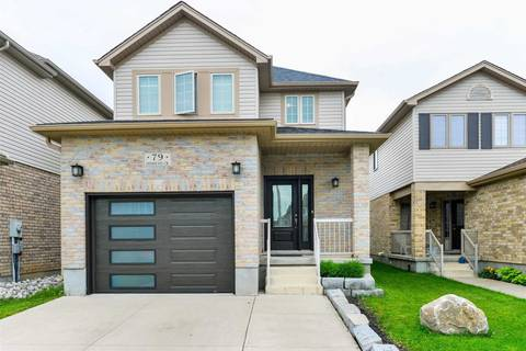 House for sale at 79 Hinrichs Cres Cambridge Ontario - MLS: X4520573