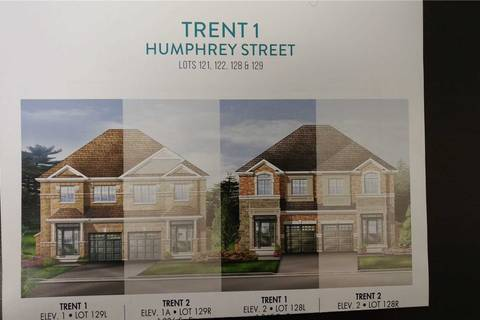 Townhouse for sale at 79 Humphrey St Hamilton Ontario - MLS: X4541319