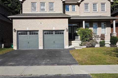 House for sale at 79 Jewel House Ln Barrie Ontario - MLS: S4809779