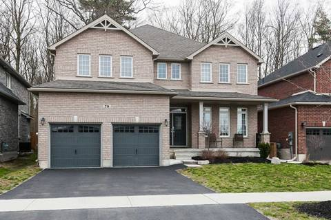 House for sale at 79 Jewel House Ln Barrie Ontario - MLS: S4628430
