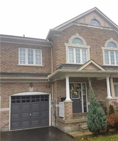 For Sale: 79 Keywood Street, Ajax, ON | 3 Bed, 3 Bath Townhouse for $598,000. See 19 photos!