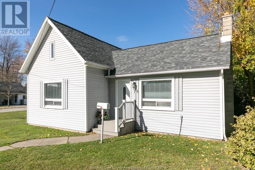 House for sale at 79 Laird  Essex Ontario - MLS: 20014748