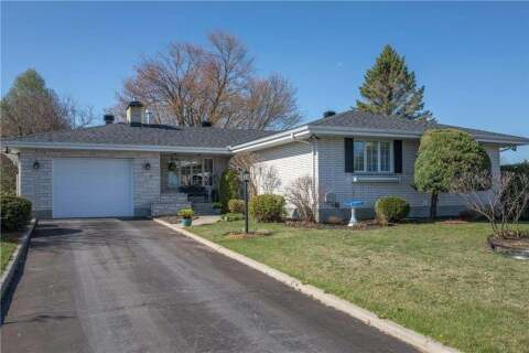 House for sale at 79 Lalande Cres Alfred Ontario - MLS: 1184986