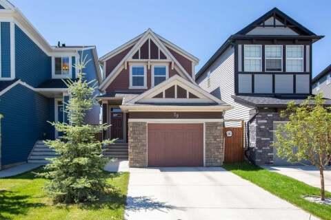 House for sale at 79 Legacy Reach Manr SE Calgary Alberta - MLS: A1016306