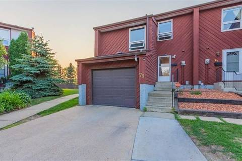 Townhouse for sale at 79 Lorelei Cs Nw Edmonton Alberta - MLS: E4147716