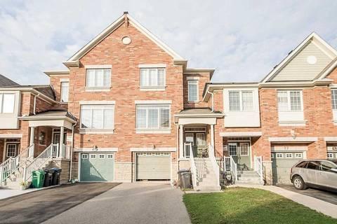 Townhouse for sale at 79 Naperton Dr Brampton Ontario - MLS: W4603173