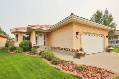 House for sale at 79 Nottingham Blvd Sherwood Park Alberta - MLS: E4126646