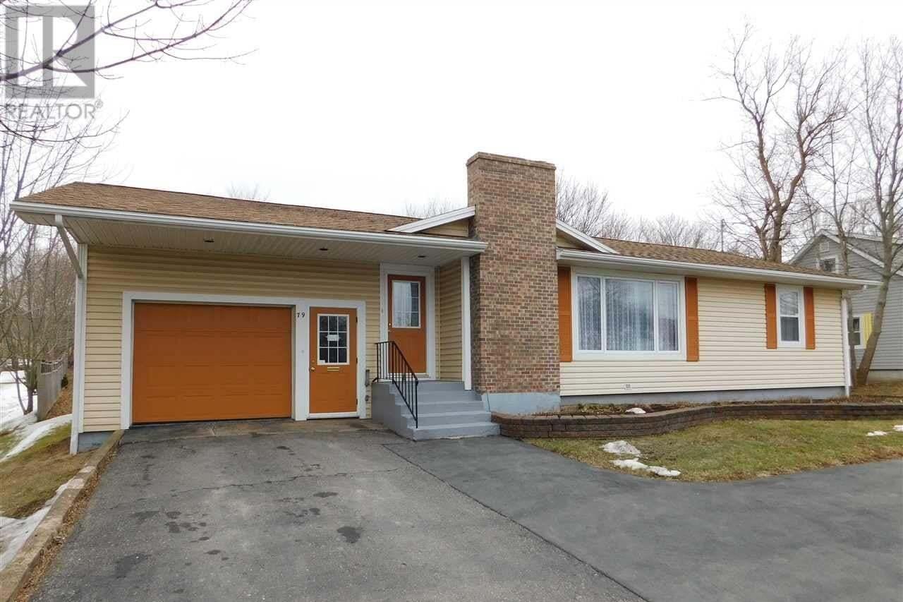 House for sale at 79 Oakdene Ave Kentville Nova Scotia - MLS: 202004429