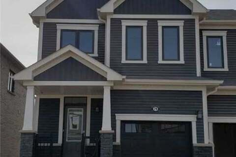 Townhouse for rent at 79 Oaktree Dr Haldimand Ontario - MLS: X4956974