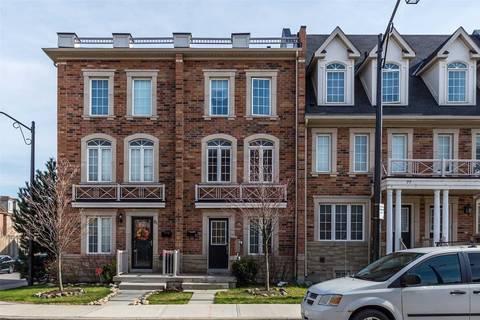 Townhouse for sale at 79 Odoardo Di Santo Circ Toronto Ontario - MLS: W4720987