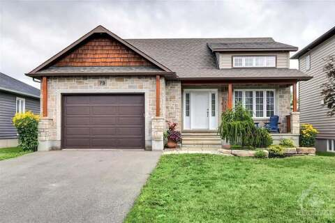 House for sale at 79 Settlement Ln Russell Ontario - MLS: 1203948