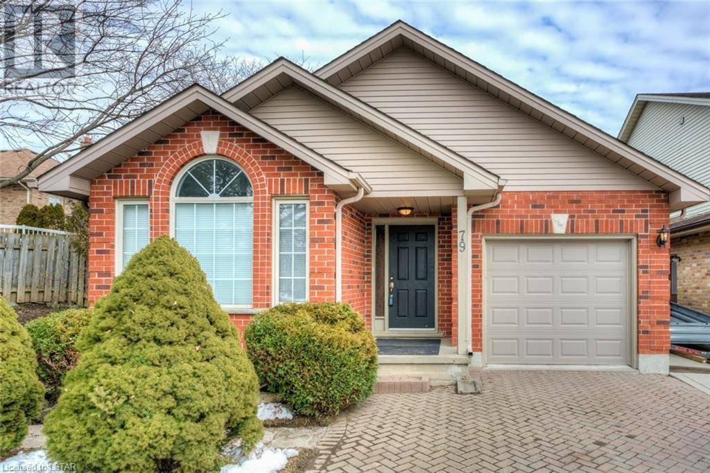 House for sale at 79 Southcott Ct London Ontario - MLS: 243885