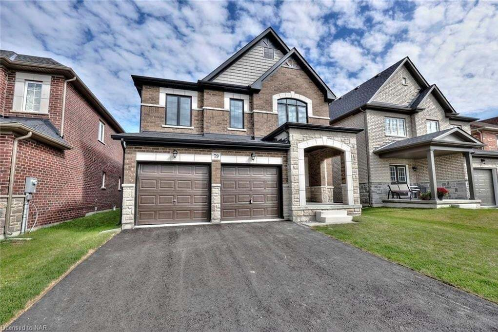 House for sale at 79 Sunset Wy Thorold Ontario - MLS: 30790678