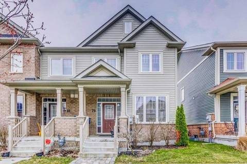 Townhouse for sale at 79 Ted Miller Cres Clarington Ontario - MLS: E4482267