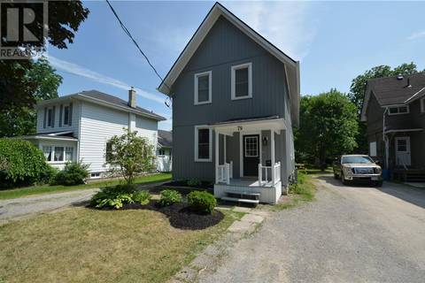 Townhouse for sale at 79 Wellington St Lindsay Ontario - MLS: 208590