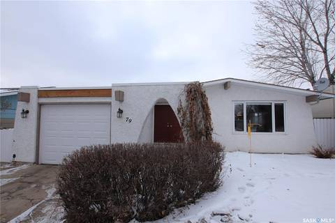 House for sale at 79 Willoughby Cres Regina Saskatchewan - MLS: SK799545