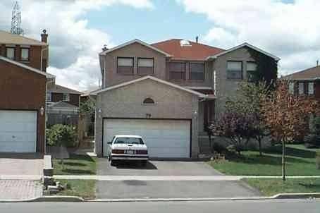 House for rent at 79 Windmil Blvd Brampton Ontario - MLS: W4740804