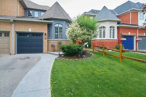 Townhouse for sale at 79 Zachary Pl Whitby Ontario - MLS: E4497131