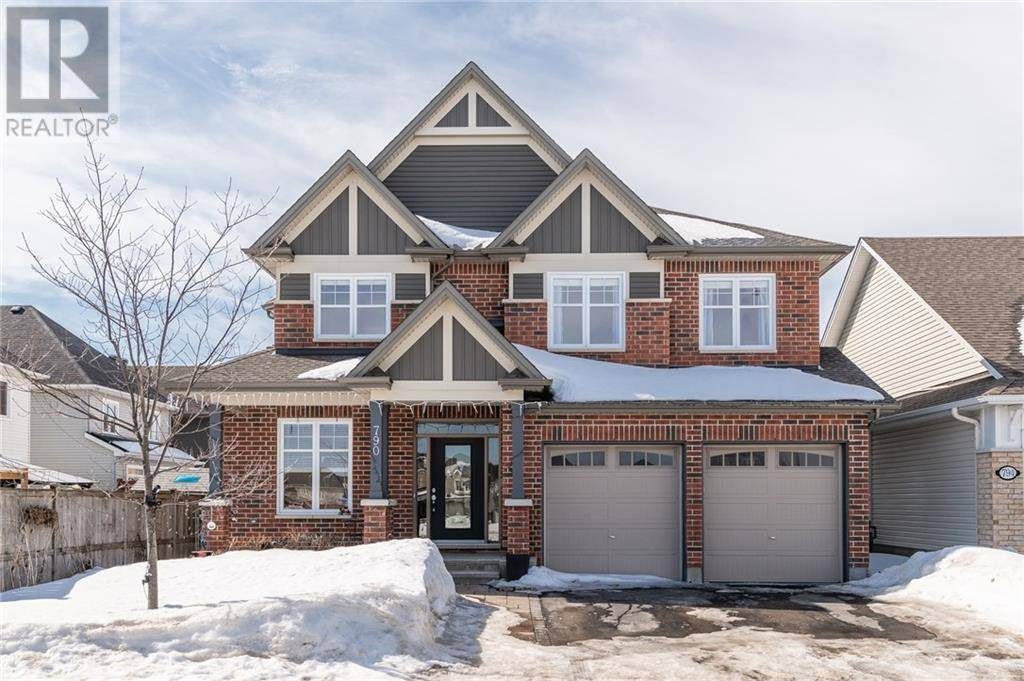 House for sale at 790 Bunchberry Wy Ottawa Ontario - MLS: 1185472