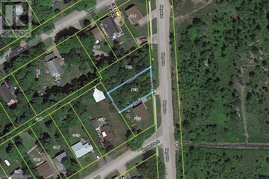 Residential property for sale at 790 Ney Ave Port Mcnicoll Ontario - MLS: 214771