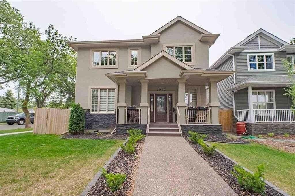 House for sale at 7903 79 Av NW Edmonton Alberta - MLS: E4206690