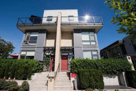 Townhouse for sale at 7904 Manitoba St Vancouver British Columbia - MLS: R2479401